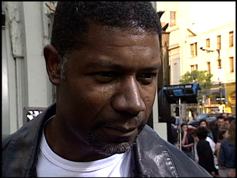 Dennis Haysbert at the Premiere of 'The Italian Job' at Grauman's Chinese Theatre in Hollywood California on May 27 2003