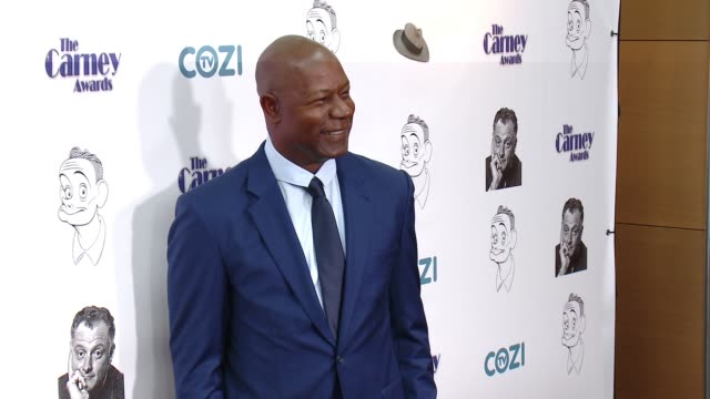 Dennis Haysbert at the The 3rd Annual Carney Awards at The Broad Stage on October 29 2017 in Santa Monica California
