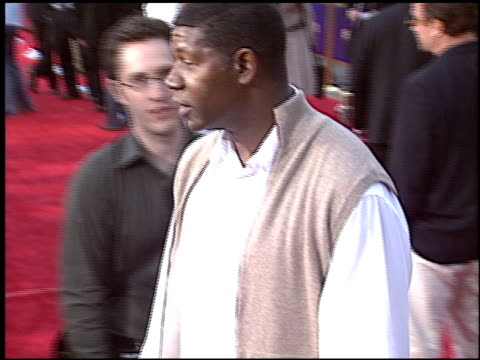 Dennis Haysbert at the The Chronicles of Riddick at Universal Amphitheatre in Universal City California on June 3 2004