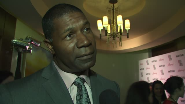 Dennis Haysbert on coming out to support Artists for Peace and Justice and on if he's proud of Hollywood for the work they've done to raise money for...