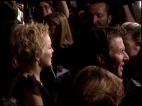 Dennis Quaid at the Cold Creek Manor at the El Capitan Theatre in Hollywood California on September 17 2003