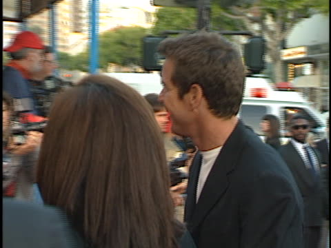 dennis quaid at the dragonheart premiere at westwood in westwood, ca. - dragonheart stock videos & royalty-free footage