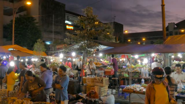 denpasar traditional market,bali,indonesia - selling stock videos & royalty-free footage