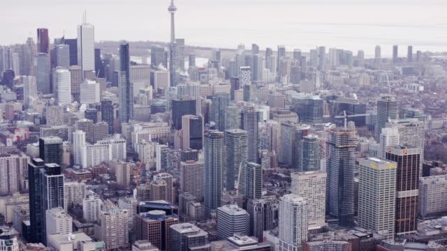 Dense Large City