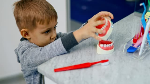 dental health education - brace stock videos and b-roll footage