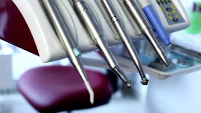 dental tools - hoozone stock videos and b-roll footage