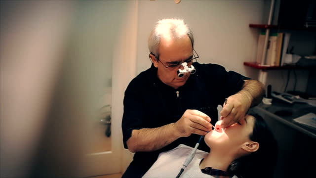 dental treatment - filling stock videos & royalty-free footage