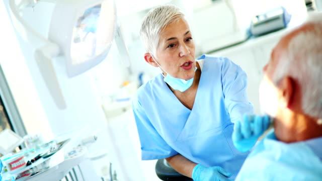 vidéos et rushes de nomination de dentiste. - dentiste