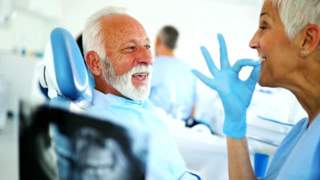 dentist appointment. - dentista video stock e b–roll