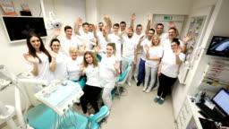 Dentist Medical Team