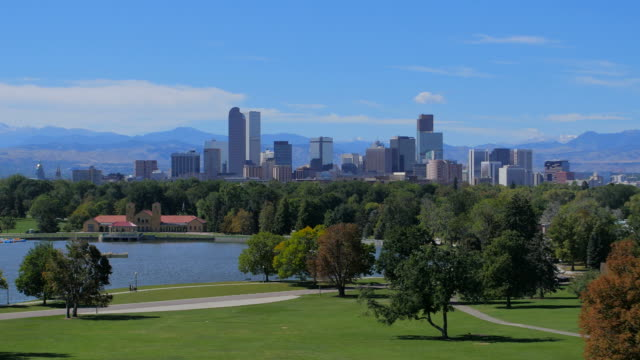 denver, co: fixed - denver stock videos and b-roll footage