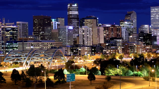 denver, co - colorado stock videos & royalty-free footage