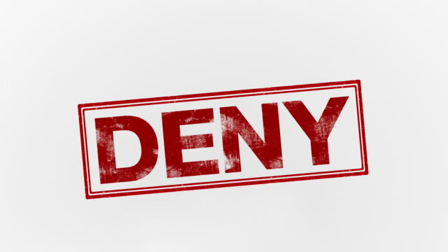 deny - seal stamp stock videos & royalty-free footage