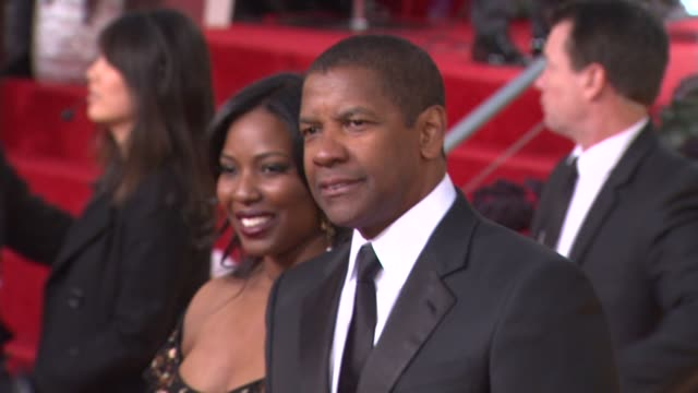 Denzel Washington at the 70th Annual Golden Globe Awards Arrivals in Beverly Hills CA on 1/13/13