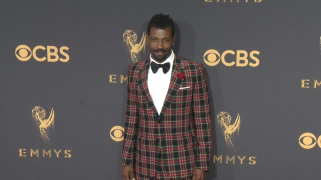 Deon Cole at the 69th Annual Primetime Emmy Awards at Microsoft Theater on September 17 2017 in Los Angeles California