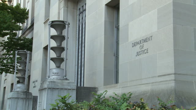 Department of Justice Building and the Office of the Attorney General