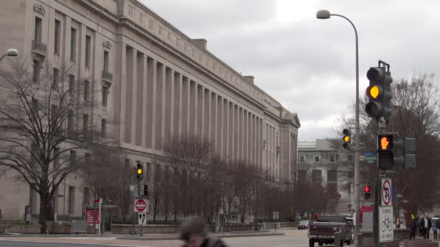 2017 department of justice exteriors - justice concept stock videos & royalty-free footage