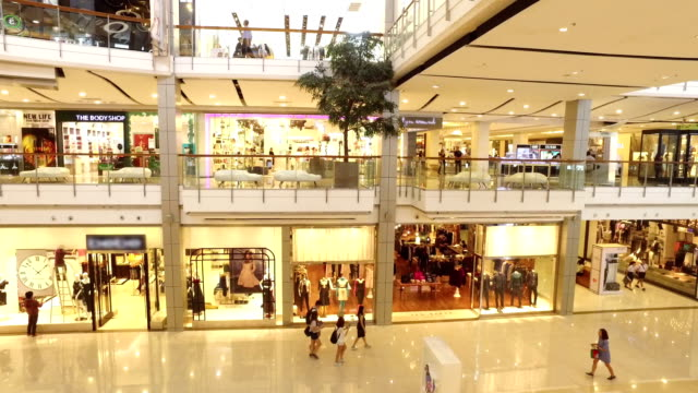 Department Store Paning shot