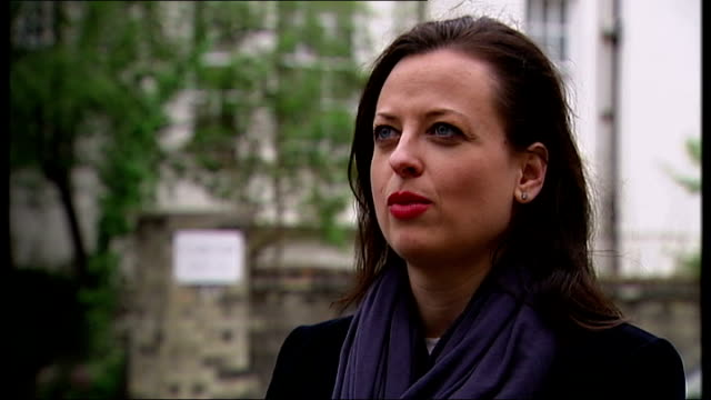 deposit protection scheme flaws leave tenants at risk london various of tamara korcak chatting with reporter as looking at her old rented room tamara... - tenant stock videos & royalty-free footage