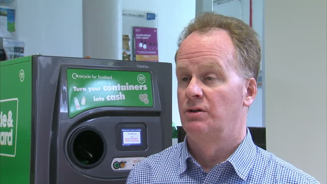 deposit return scheme, which would see consumers reimbursed for their plastic bottles, is now a step closer - with reports the government is putting... - bottle stock videos & royalty-free footage