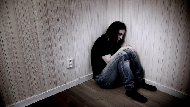 Ein deprimierter