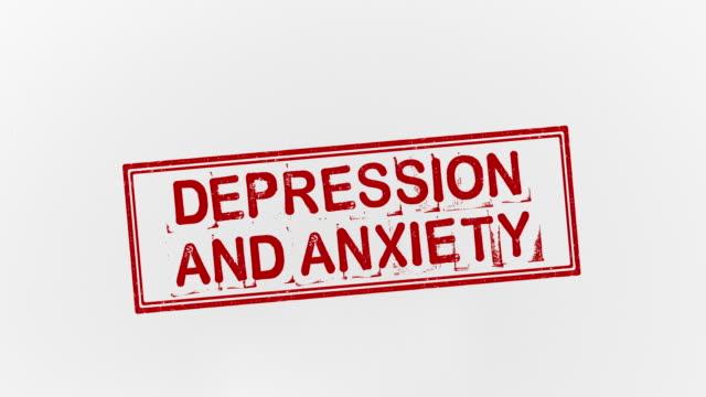 vidéos et rushes de dépression et l'angoisse - dépression terrestre