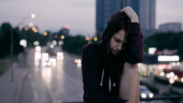 depression - suicide stock videos & royalty-free footage