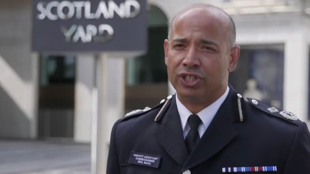 Deputy assistant commissioner Neil Basu comments on the terror statstics over the last three months This period broke the record for the highest...