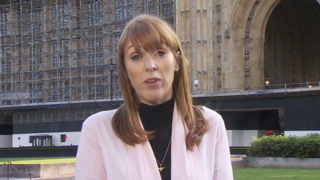 deputy labour leader angela rayner saying further coronavirus restrictions could have been avoided if the government had implemented an effective... - problems stock videos & royalty-free footage