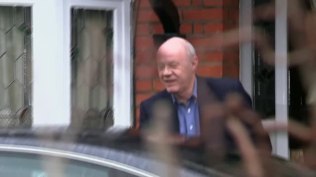 Deputy Prime Minister Damian Green sacked over porn allegations Police leak to be investigated London Acton EXT Damian Green MP leaving house and...