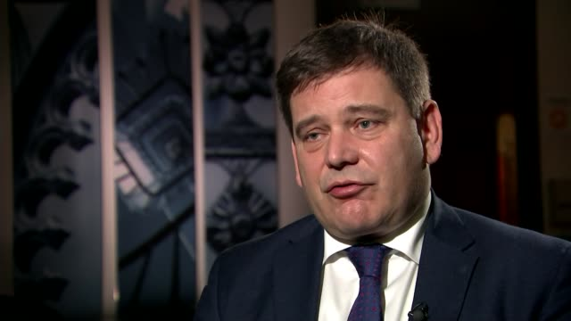 Deputy Prime Minister Damian Green sacked over porn allegations Police leak to be investigated ENGLAND London INT Andrew Bridgen MP setup shot with...