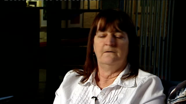 derby house fire trial: mick philpott sentenced to life in prison: dawn and michelle bestwick interview; england: derby: int dawn bestwick and... - crime or recreational drug or prison or legal trial stock-videos und b-roll-filmmaterial