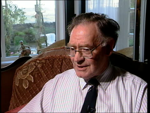 second inquiry findings INT Bob Oram interview SOT on every occasion the ships were launched there was heavy rippling along bottom of ship/ rippling...