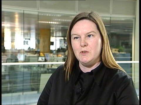 derek bond arrest itn london gir sandra quinn interviewed sot there are ways to get hold of peoples identity apply for credit card or take over their... - durban stock videos and b-roll footage