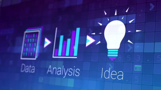 deriving new ideas - big data stock videos & royalty-free footage