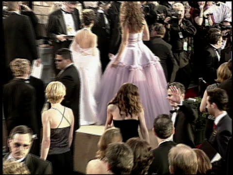 dermot mulroney at the 2000 academy awards at the shrine auditorium in los angeles, california on march 26, 2000. - 第72回アカデミー賞点の映像素材/bロール