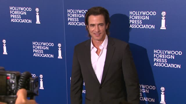 Dermot Mulroney at the 2013 Hollywood Foreign Press Association's Installation Luncheon in Beverly Hills 08/13/13 Dermot Mulroney at the 2013...