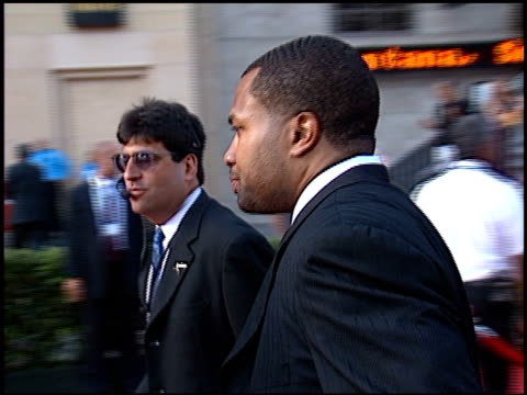 derrick fisher at the espy awards at the kodak theatre in hollywood, california on july 10, 2002. - espy awards stock videos & royalty-free footage