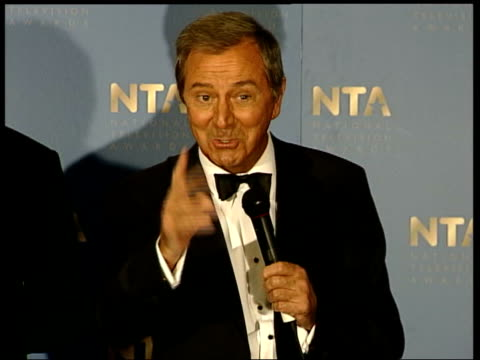 Des O'Connor to be a dad at seventy two LIB Des O'Connor appearing at the National Television Awards