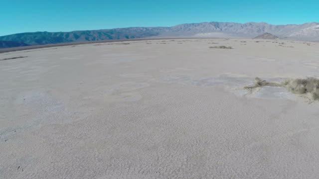 Desert Aerial Footage