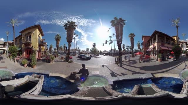 desert cities - 360 video stock videos & royalty-free footage
