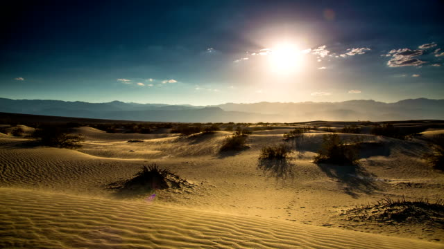 desert death valley - arid climate stock videos and b-roll footage