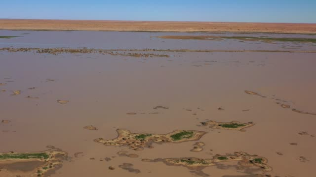 desert flood - outback stock videos & royalty-free footage