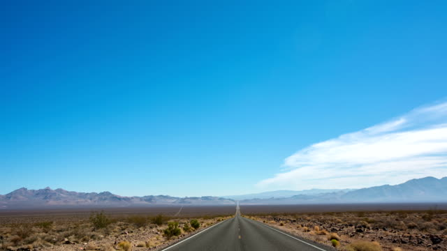 desert highway - infinity stock videos & royalty-free footage