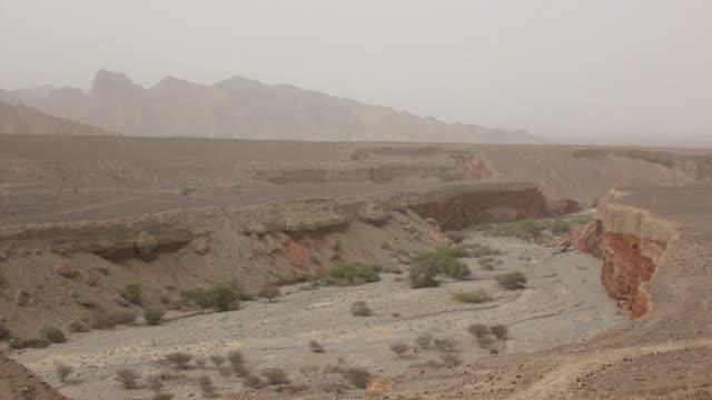 desert landscape - ethiopia stock videos & royalty-free footage