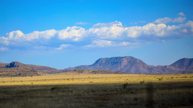 desert ranch land: south texas: big bend national park - new mexico stock videos & royalty-free footage