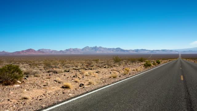 desert road - long stock videos & royalty-free footage