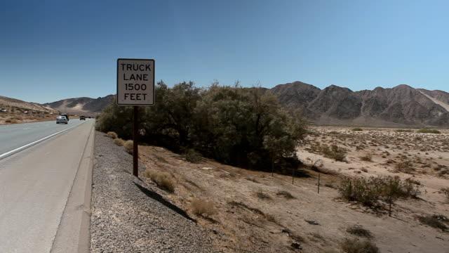 Desert Roadside Sign HD