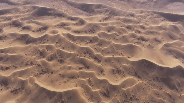 desert sand dunes in central iran - david ewing stock-videos und b-roll-filmmaterial