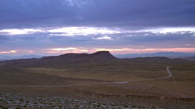 desert sunrise - red rocks stock videos & royalty-free footage